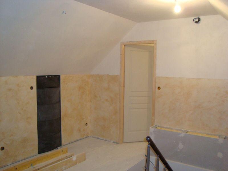 peinture hall. Black Bedroom Furniture Sets. Home Design Ideas